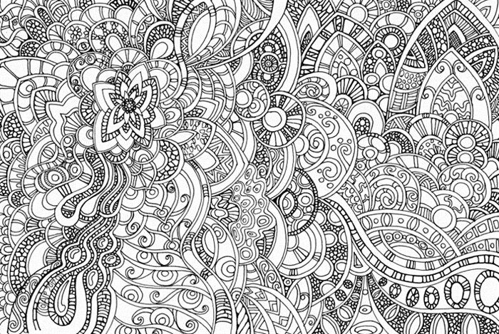 Easy Abstract Doodles Just Another Doodle 1 By Art Pinterest