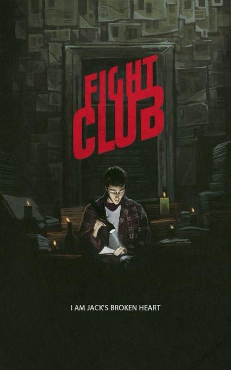 FIGHT CLUB by Yuri Shwedoff
