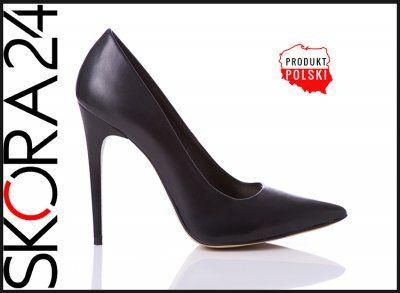 Kup Teraz Na Allegro Pl Za 169 99 Zl M1 Paula Czolenka Mega Szpilki Czarny Mat Heels Stiletto Stiletto Heels
