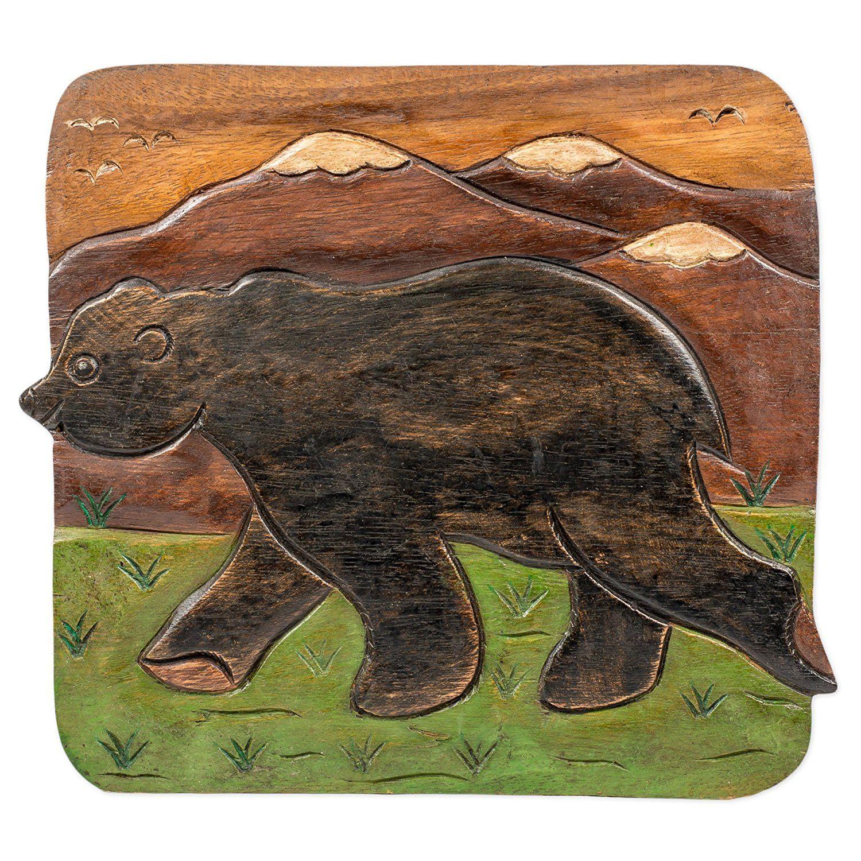 Bear Step Stool