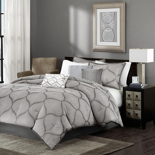 Madison Park Vella 7 Pc Comforter Set Comforter Sets