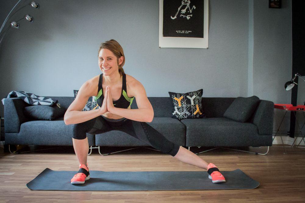 Der Wischer - Mobilitätstraining für Hüfte, Beine und Rücken ...