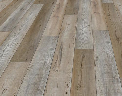 Golden Elite Verona Rigid Core Floating Vinyl Planks 6 X 36 19 50 Sq Ft Pkg At Menards Azure Oak