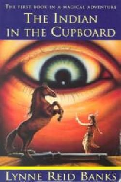 The Indian In The Cupboard By Lynne Reid Banks 9780006730514 Qbd Books Indian In The Cupboard Gothic Books Teacher Books