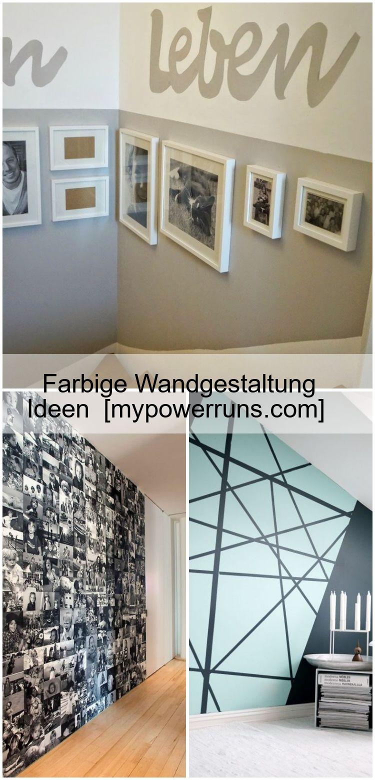 Andere Farbige Wandgestaltung Beispiele Farbige Andere Beispiele Farbige Wandgestaltung Home Decor Decor Home Decor Decals
