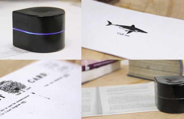"""Construyen una impresora """"de bolsillo"""" - Tecnología Actual"""