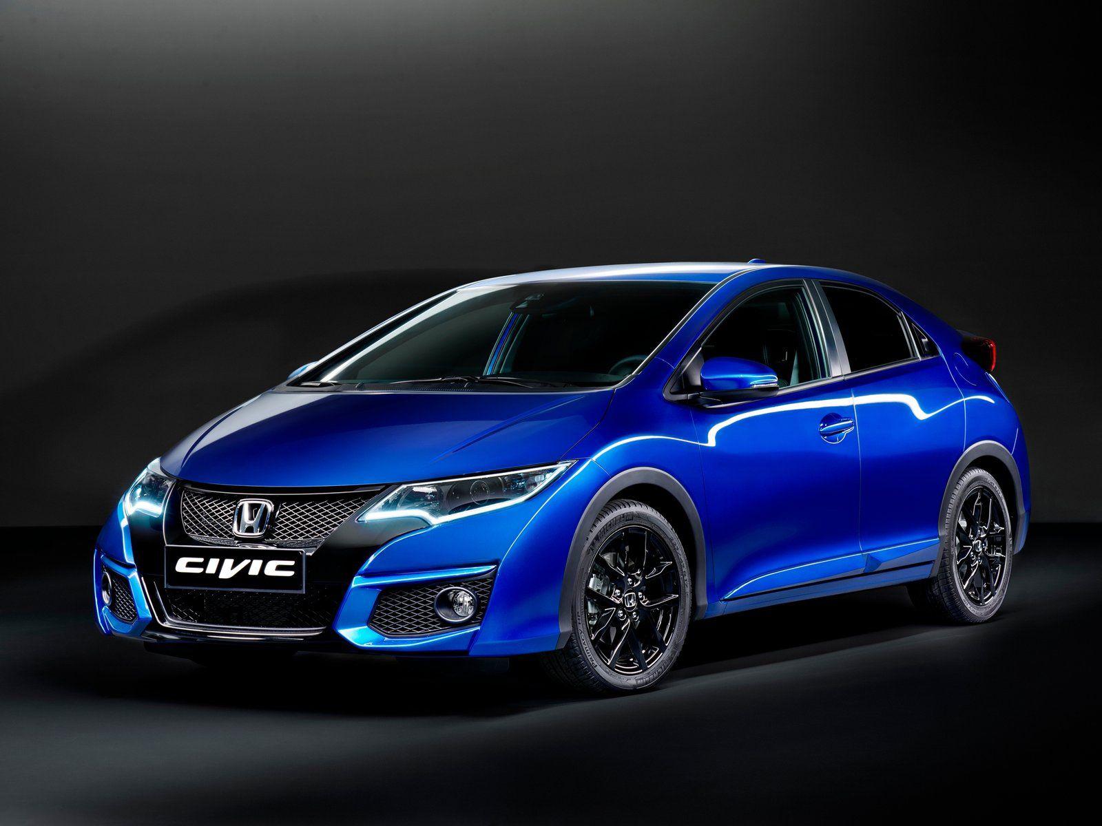 Honda Civic Sport 2015 Hd Images And Photos