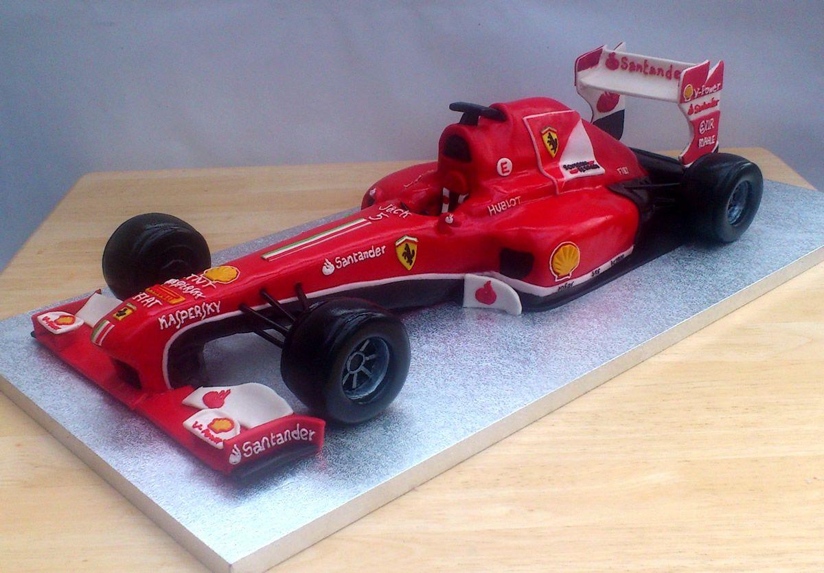 Ferrari f1 cake google zoeken cakes pinterest ferrari f1 cake google zoeken baditri Gallery