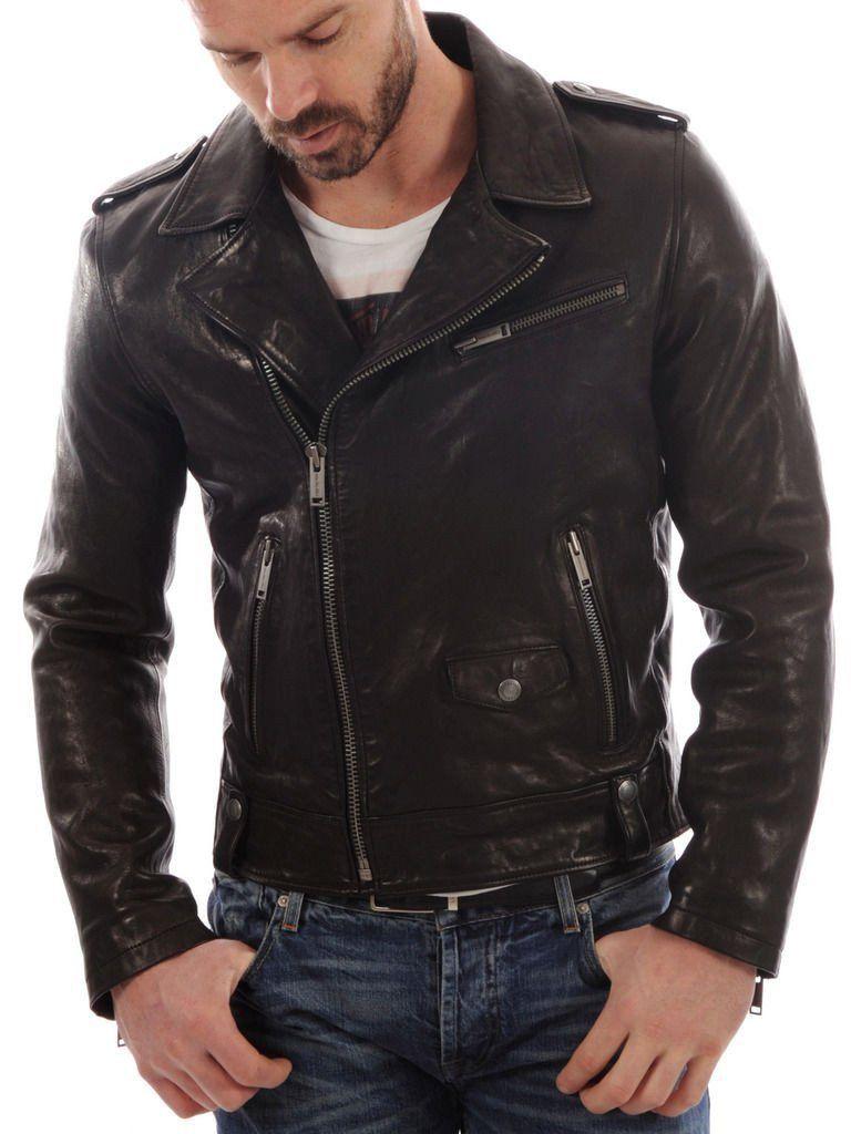 Mens Biker Leather Jacket Men Fashion Black Leather Jacket Men Leather Jackets Bonanza Leather Jacket Men Style Black Leather Jacket Men Leather Jacket Men [ 1024 x 768 Pixel ]