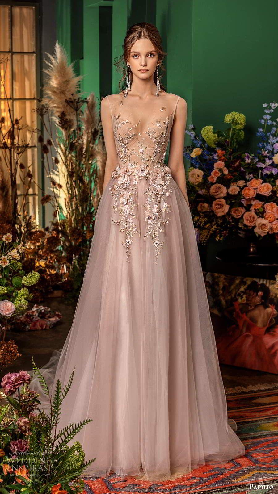 "Photo of Papilio Bridal 2020 Wedding Dresses — ""Impression"" Collection Part 2 | Wedding Inspirasi"