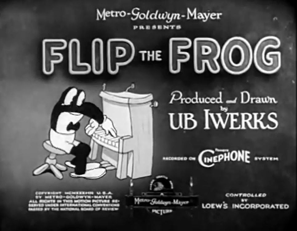 Flip The Frog Is An Animated Cartoon Character Created By American