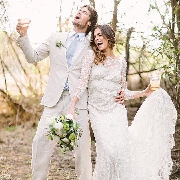 Ian Somerhalder Said His Wedding Day Was So Beautiful It Was The