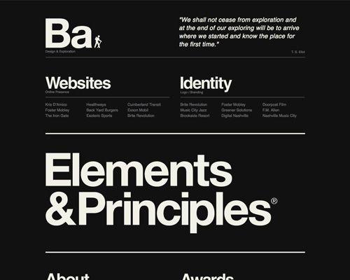 Principles Of Minimalist Web Design Smashing Magazine Minimal Web Design Minimalist Web Design Web Layout Design