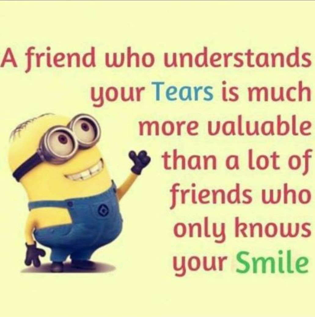 Beautiful Thanks You All My Bestiesss Funny Minion Quotes Minions Funny Funny Quotes