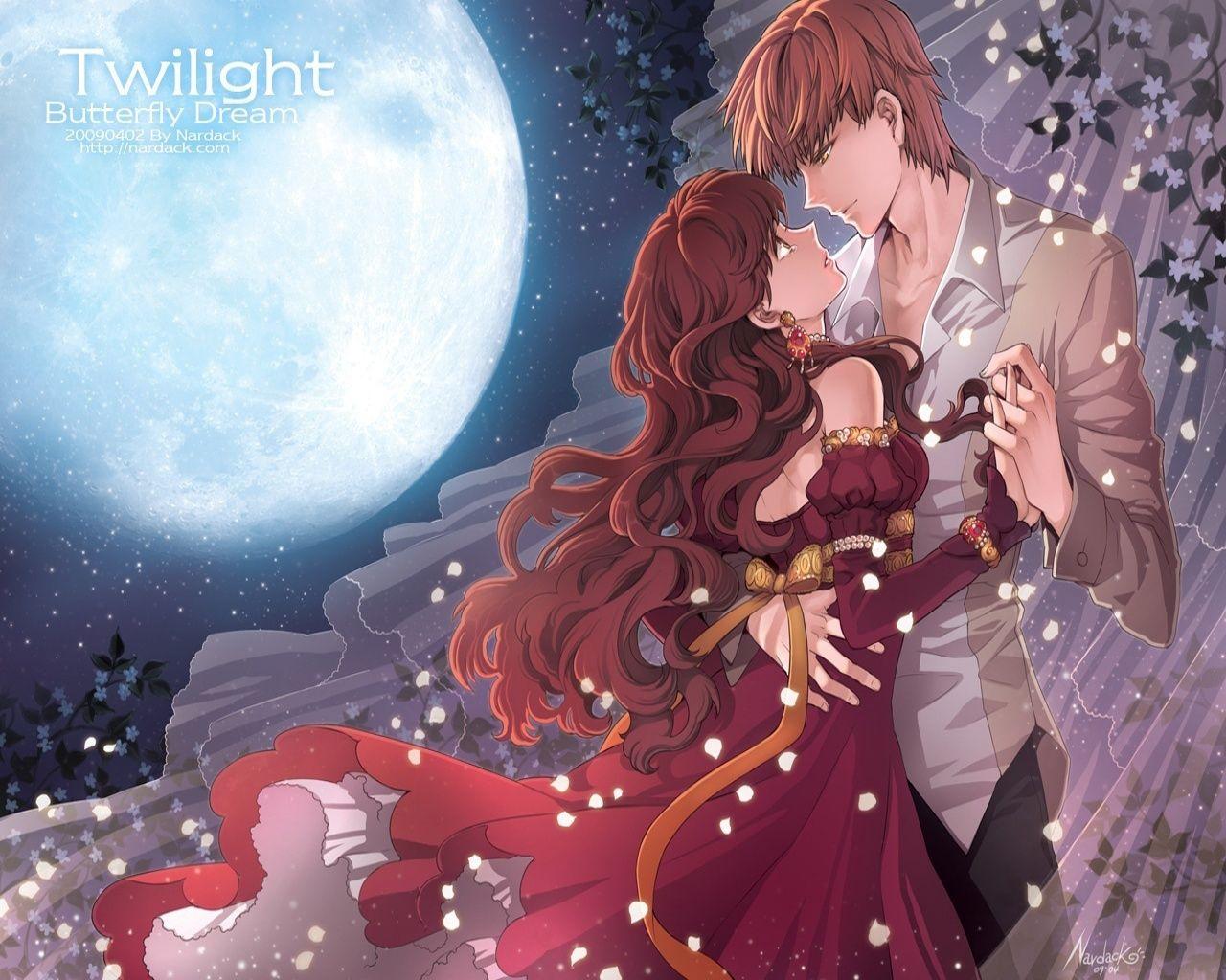 Best Anime Love Couple