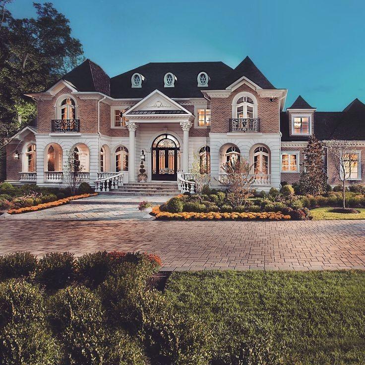 67 Dream House Interior Design Ideas To Inspire You 28 Dream House Exterior Fancy Houses Dream Mansion