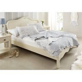 Sleep Sanctuary Florence French Style Wooden Bed Frame