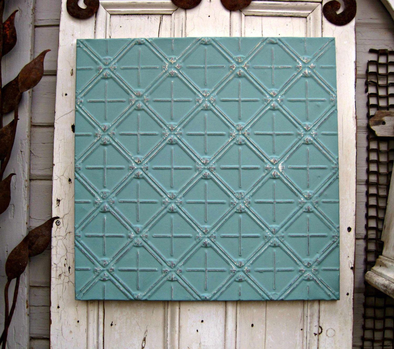 Vintage Ceiling Tin Tileamed 24 Metal Tile Antique