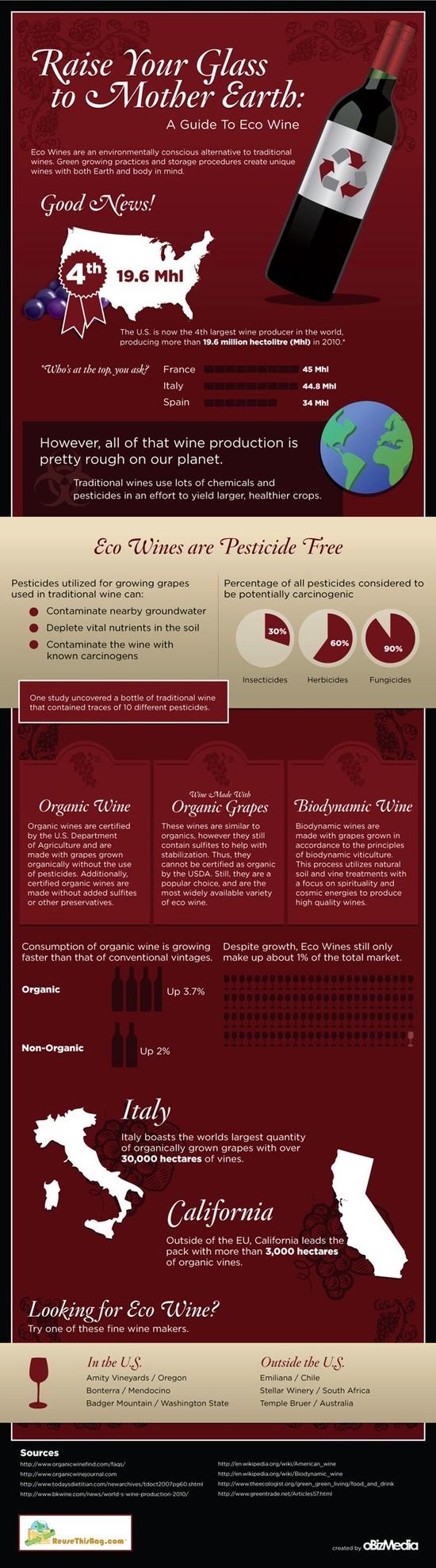 Proost Op Moeder Aarde Infographic Biologische Wijn Wijnbloggers Nl Wijngids Infographic Wijn
