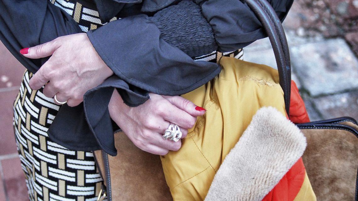 Anillo TOUS nudos en plata www.normcoregirl.com @normcoregirl