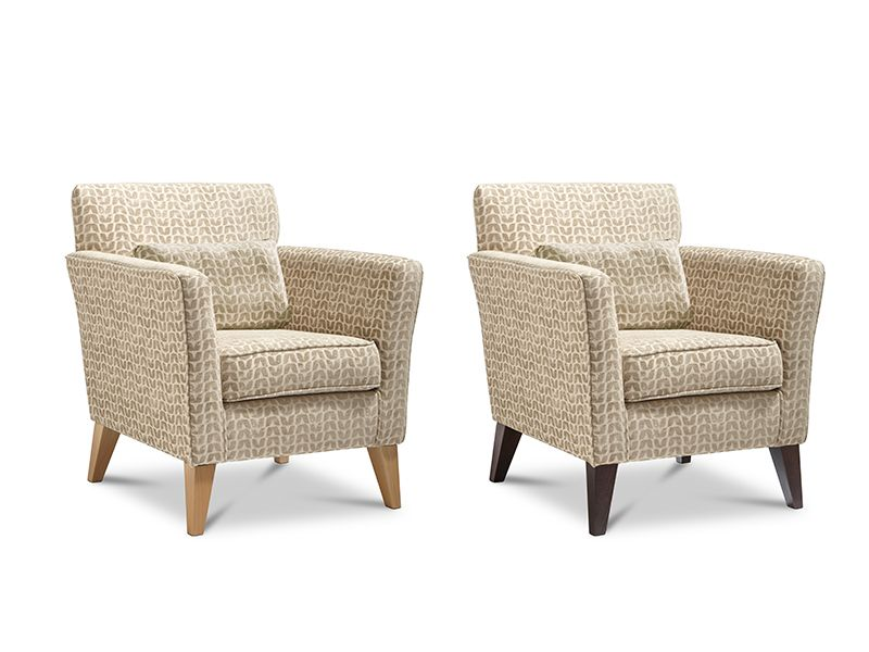 Compton Accent Chair In Isla Natural With Images Fine Furniture Furniture