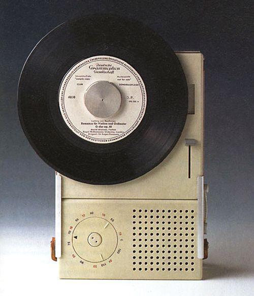 Radio-vinilo