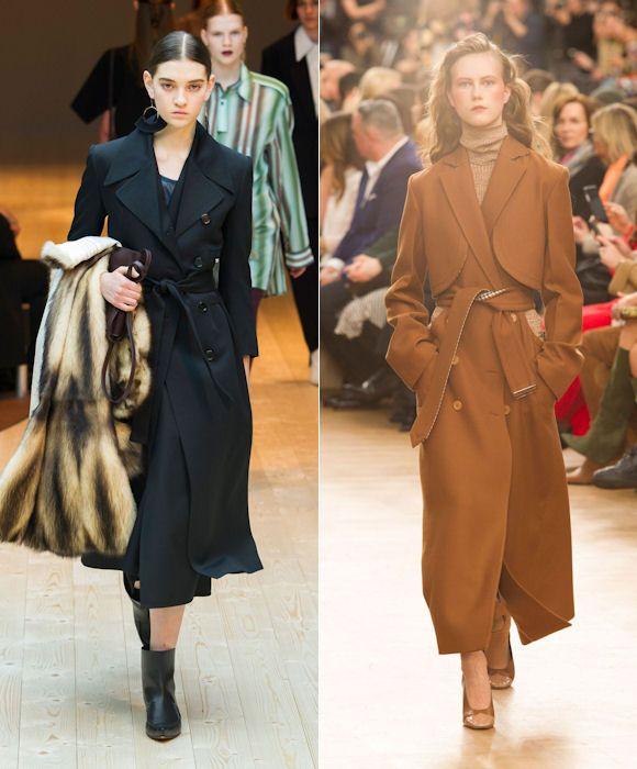Manteau femme tendance hiver 2017,2018