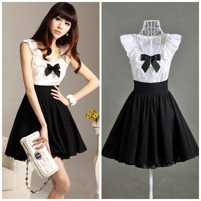 Black and White Clothing VcPUqzTjuv