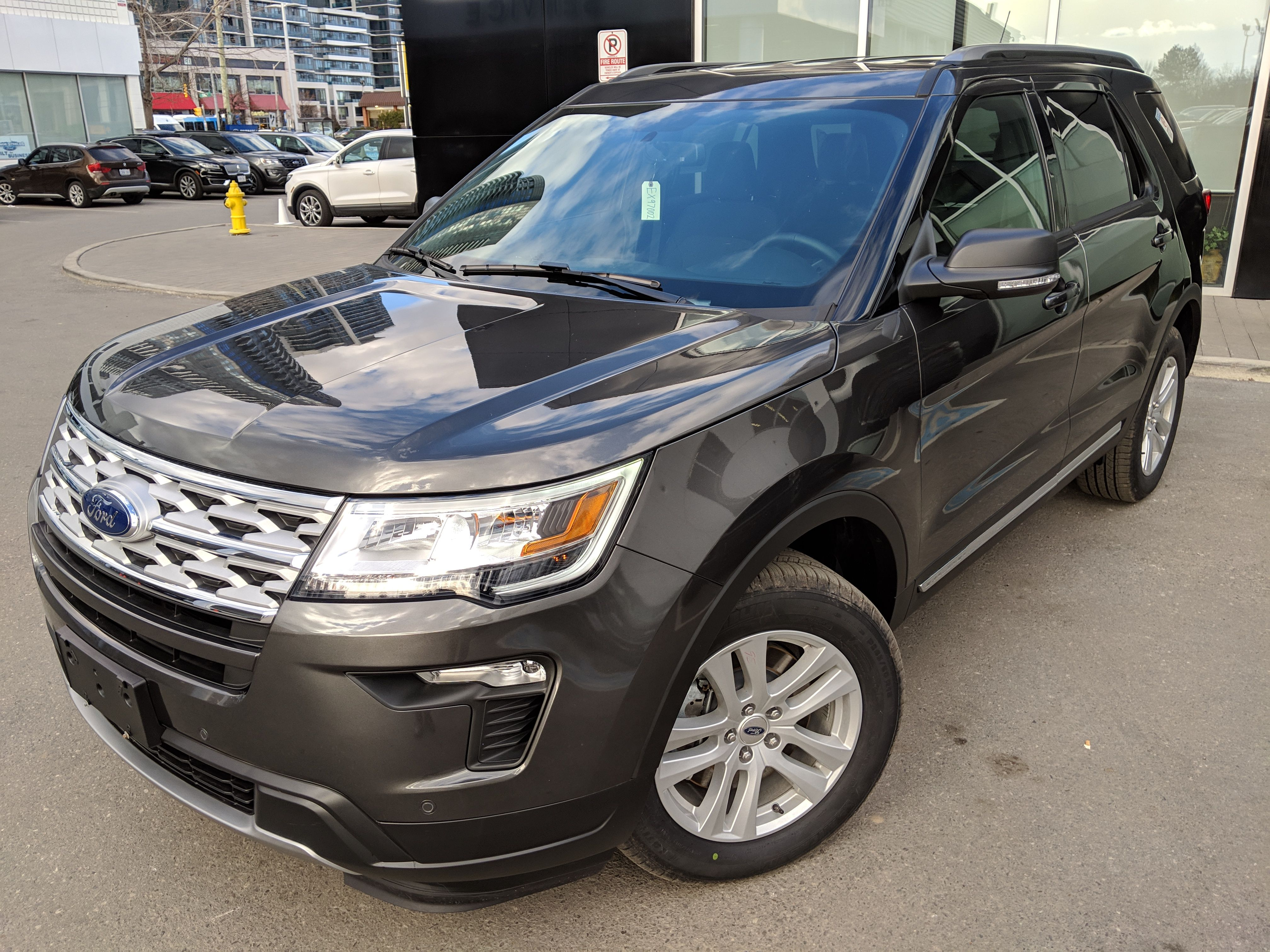 2019 Ford Explorer at Canada's 1 Ford Dealership