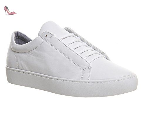 Vagabond Camille, Sneakers Basses FemmeBlancWei? (White), 36 EU