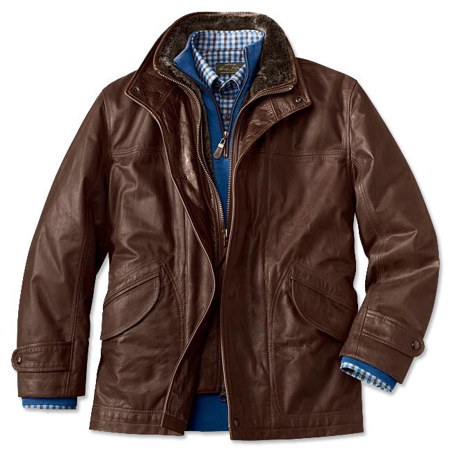 Just found this Mens Fine Leather Jackets - Front Range Leather ...