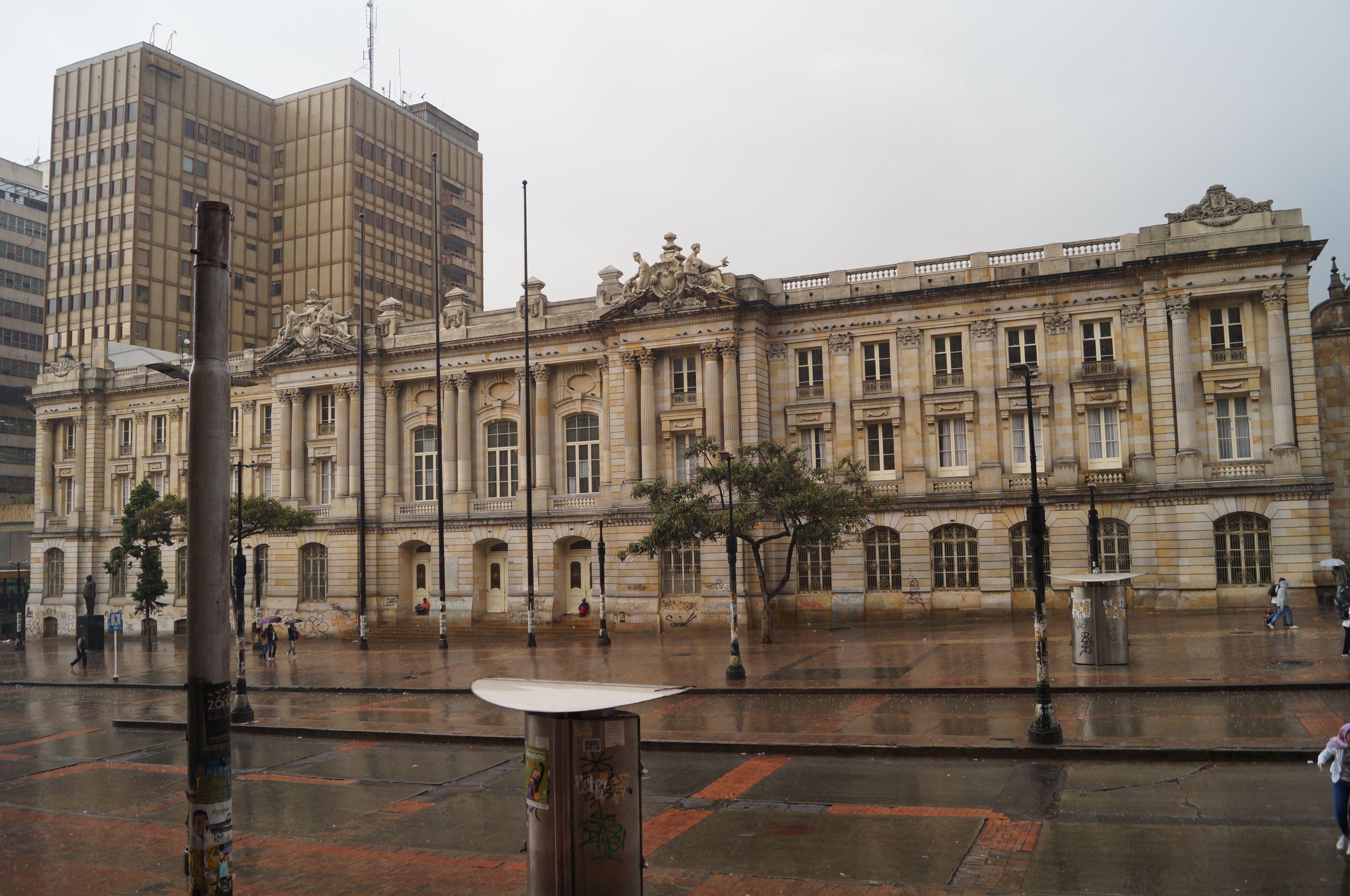 Saint Francis Palace, Bogotá