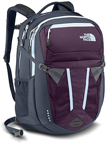 d268de87a87331 The North Face Womens Recon Backpack Blackberry Wine   Ch...
