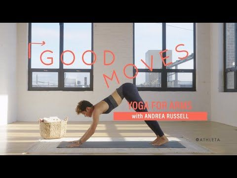 a yoga for arms flow we've got you with wellgood's with