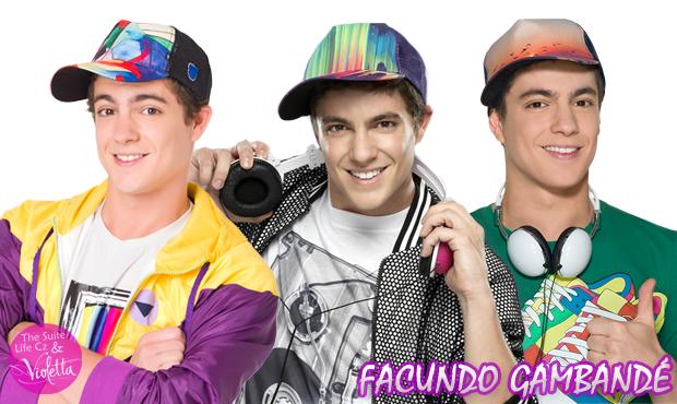 Maxi 1 2 3 violetta 1 2 3 suite life fashion et hats - Violetta et maxi ...