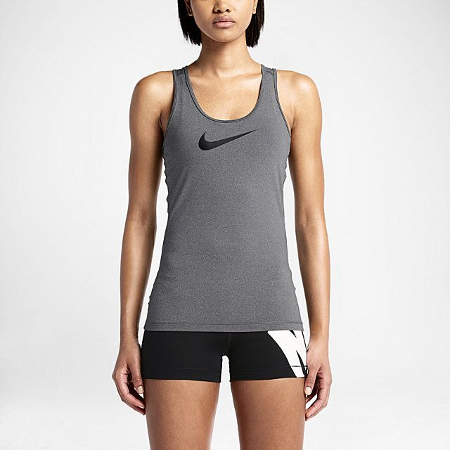 01c1ad67 Nike Pro Women's Tank Top. Nike Store | Active | Tank tops, Workout ...