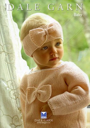 f576dd20119d I need to learn to knit. ASAP. Dale of Norway Baby Book - classic ...