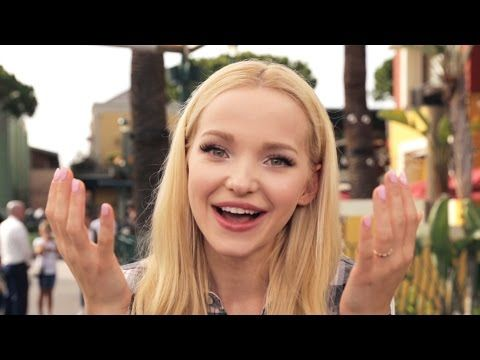 Villain Trivia with Dove Cameron and the Cast of Descendants | Oh My Disney