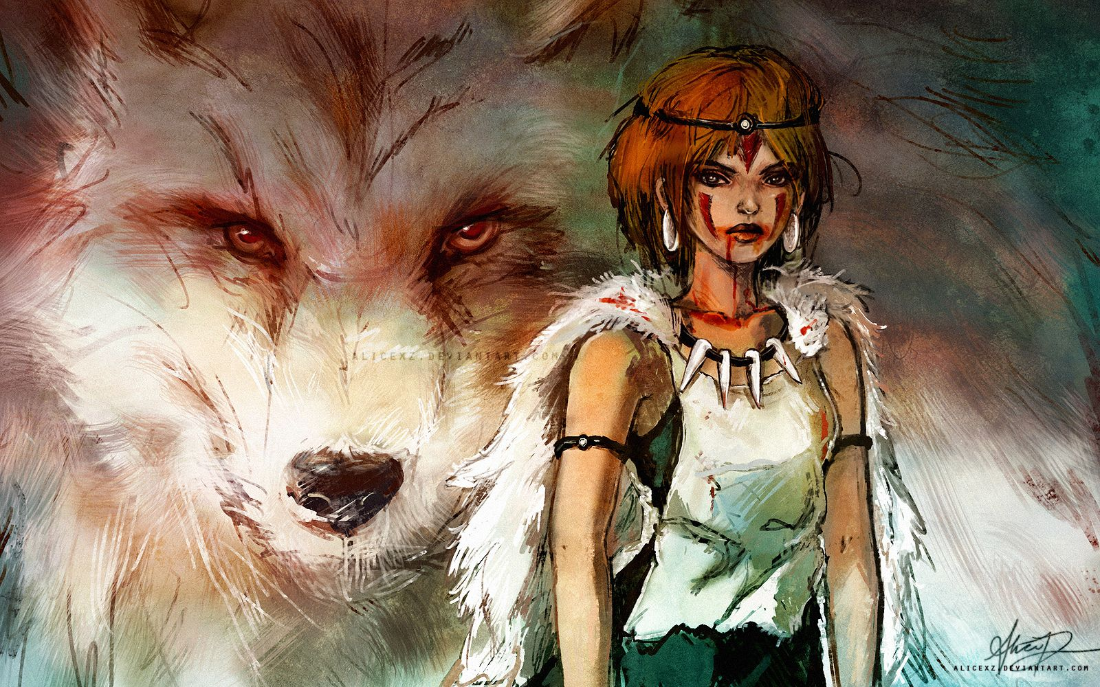720x1280 Wallpaper wolf children ame and yuki, anime, girl