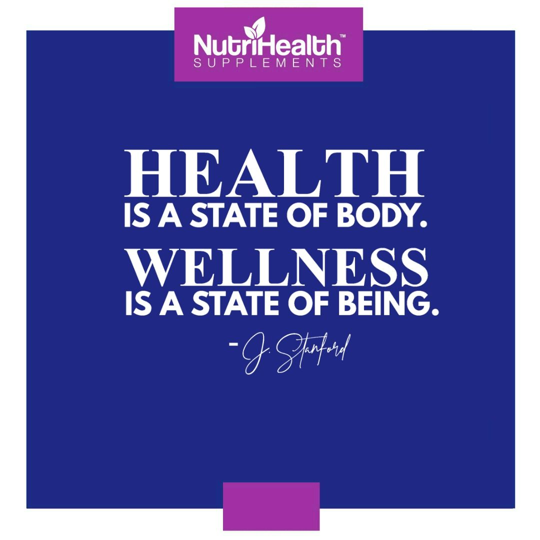 Maintaining an optimal level of wellness is absolutely