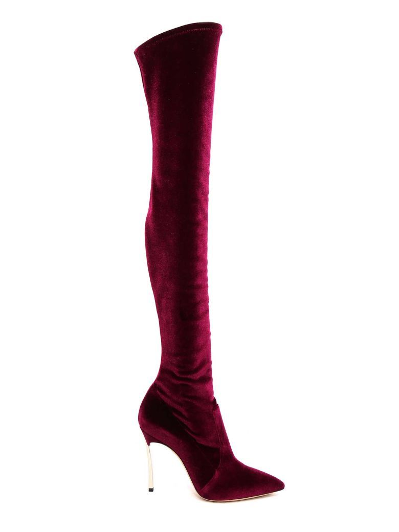 CASADEI Casadei Stivale Cuissard Tacco Blade.  casadei  shoes ... 8ac635cf4fc