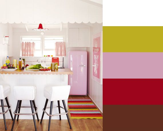 fucsia kitchen - Cerca con Google