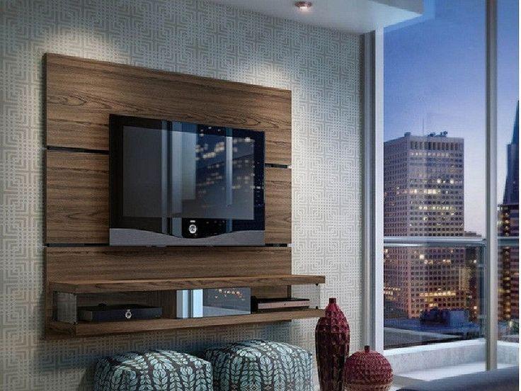 Resultado de imagen para tv colgadas en la pared