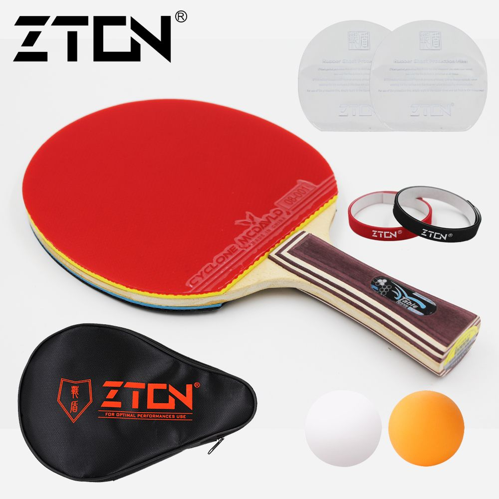 Table tennis racket Pimples-in rubber korber Ping Pong Racket bat for  attack and loop drive at near table low price  shoes a1ac5d591