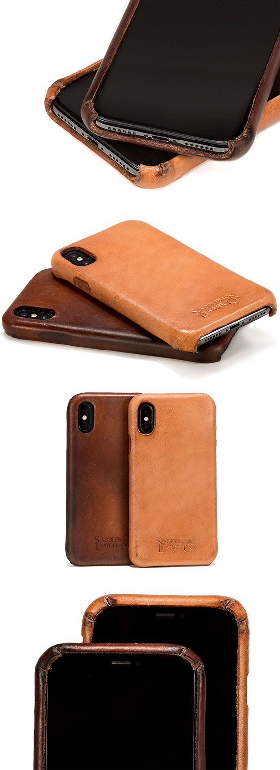 super popular 7fc6d d9cc2 Boot Leather iPhone Case | Leather Craftsmanship | Iphone leather ...