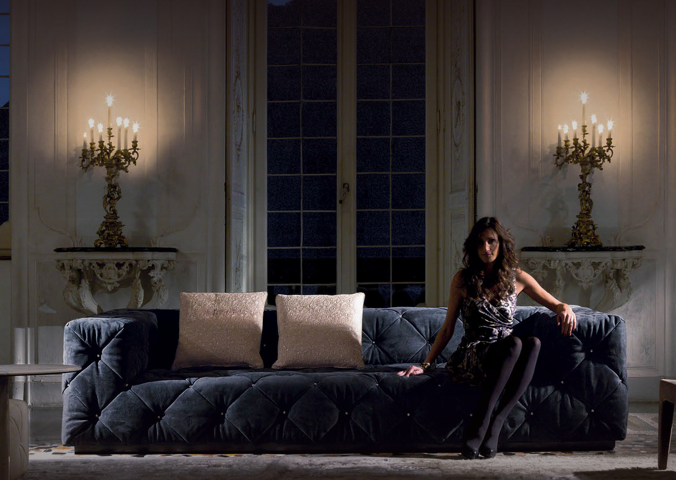 Must Sofa Giuseppe Vigano Longhi It Fabric Sofa Design Furniture Furniture Design