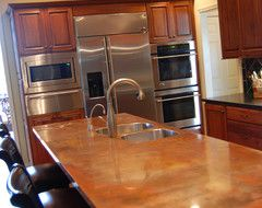 Surprise Contender: Copper for Kitchen Countertops