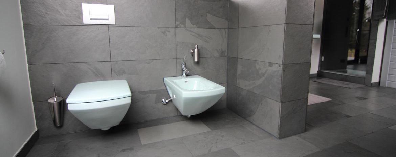 Moderne Fliesen Beton Badezimmer Anthrazit Schiefer Fliesen Schieferfliesen