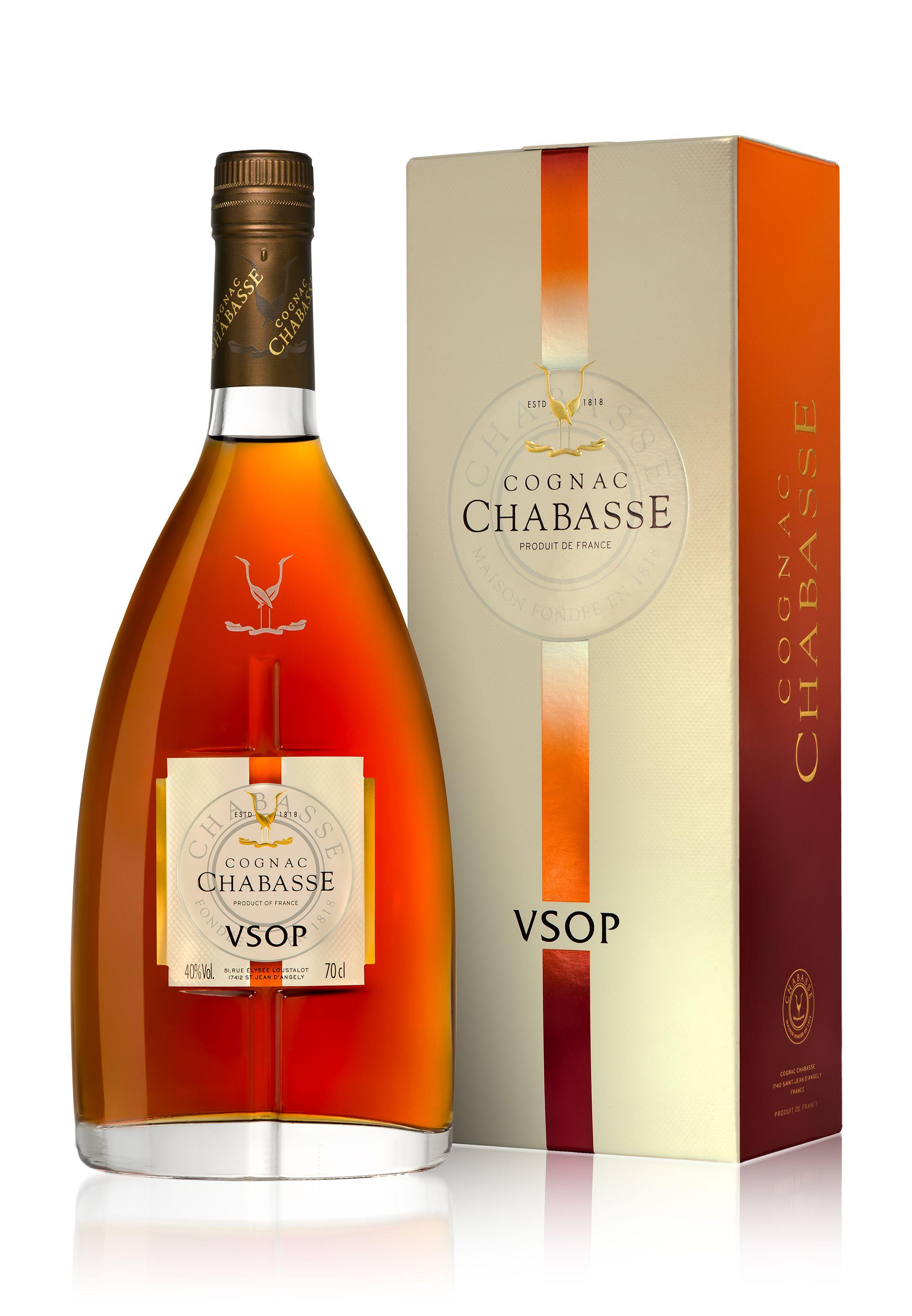 Cognac Chabasse Vsop Packaging Design By Linea Drinking Design Wine And Spirits Liquor Bottles