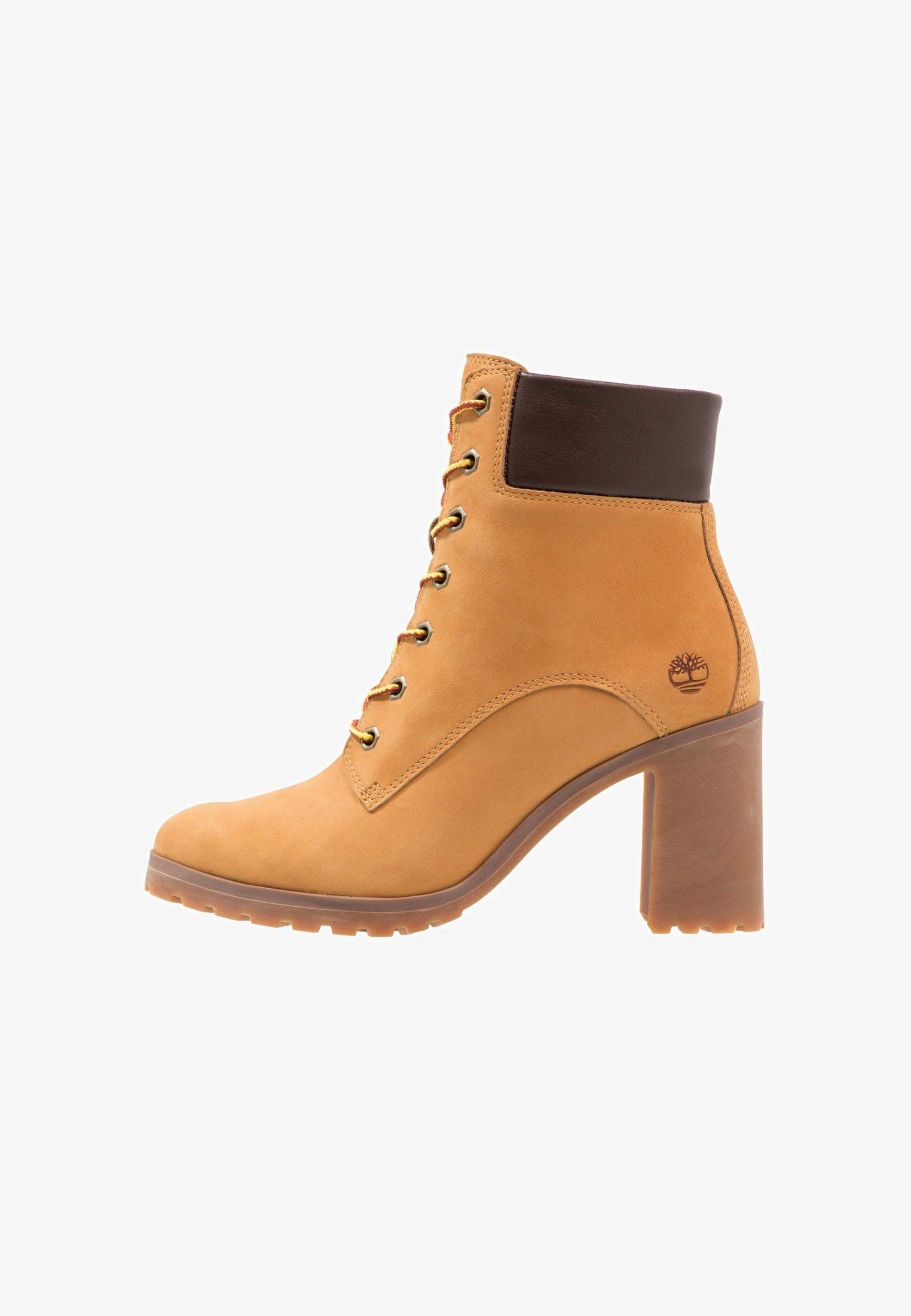 ALLINGTON 6IN LACE UP Lace up ankle boots wheat in 2019